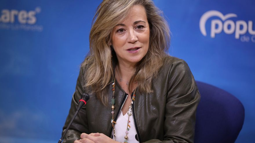Lola Merino FOTO: PP Castilla-La Mancha