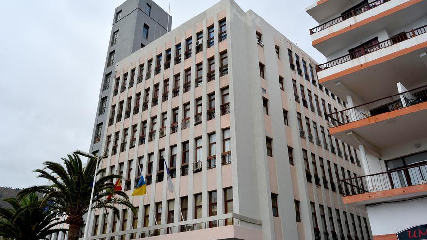 Sede del Cabildo de La Palma.