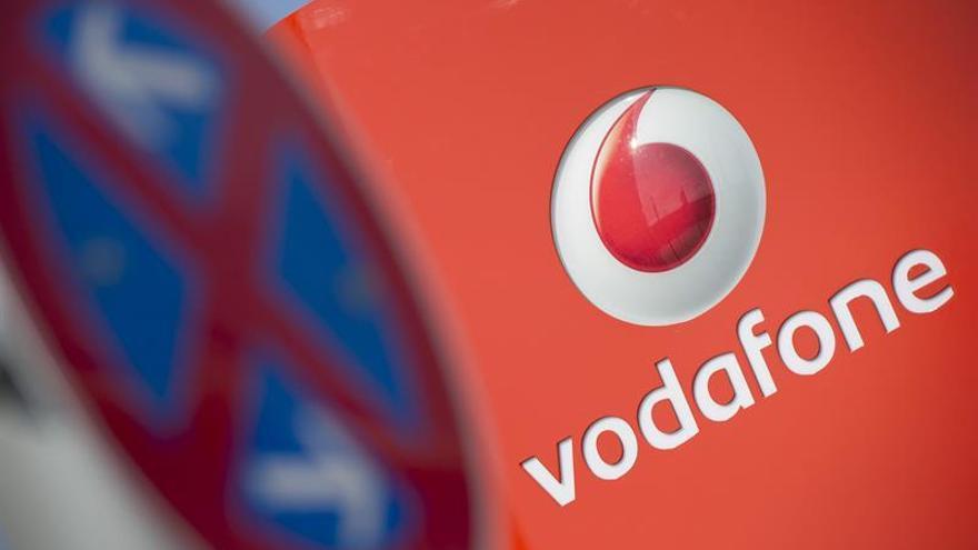 El beneficio atribuido de Vodafone alcanza 1.131 millones de euros