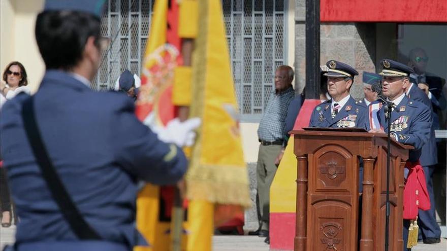 El Ejército del Aire honra a las víctimas del SAR en el día de su patrona