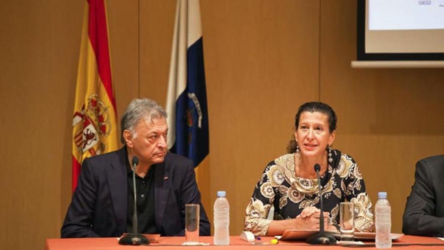 De la presentación del 26º Festival de Música de Canarias en Madrid #4
