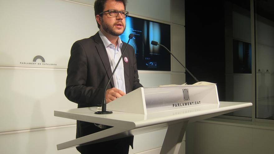 ERC, PP, ICV-EUiA, C's y la CUP rechazan el traslado del Senado a Barcelona