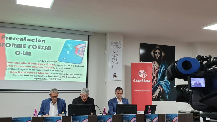 Presentación en Toledo del VII Informa Foessa de Exclusión Social