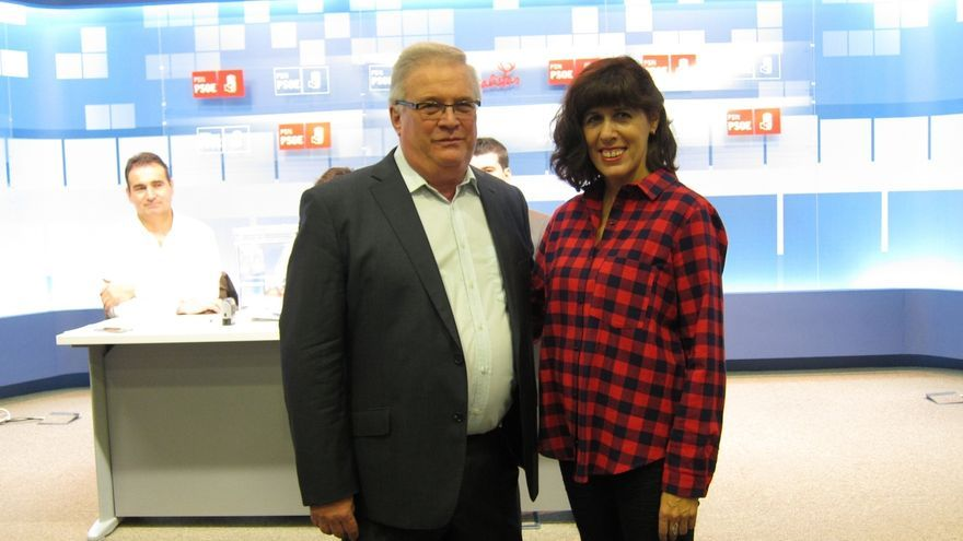 Maite Esporrín gana las primarias con el 62% de los votos y será la candidata del PSN a la alcaldía de Pamplona