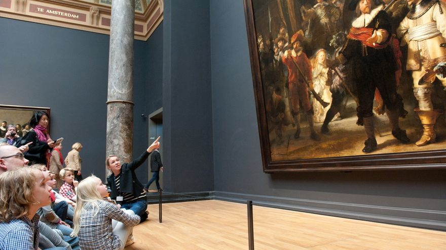 Los Maestros Holandeses de la Pintura