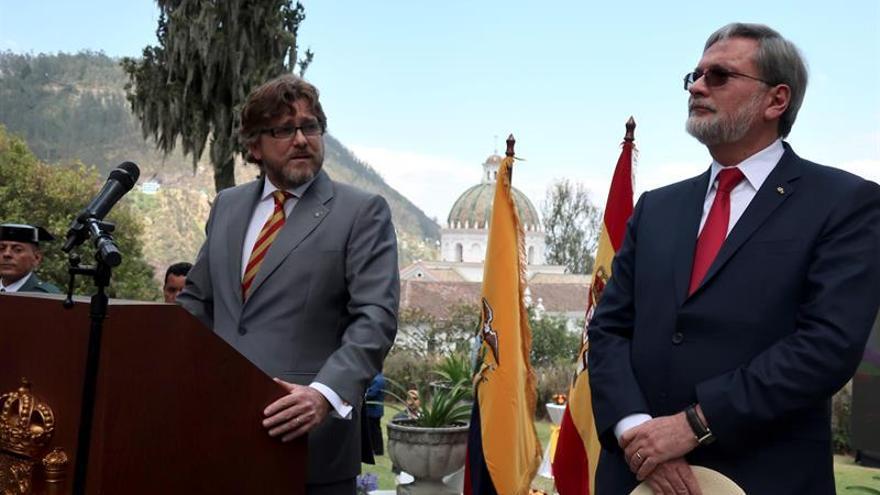 España resalta el impulso a la relación bilateral dada por Moreno en el último año