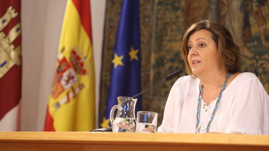 Patricia Franco, consejera de Economía CLM