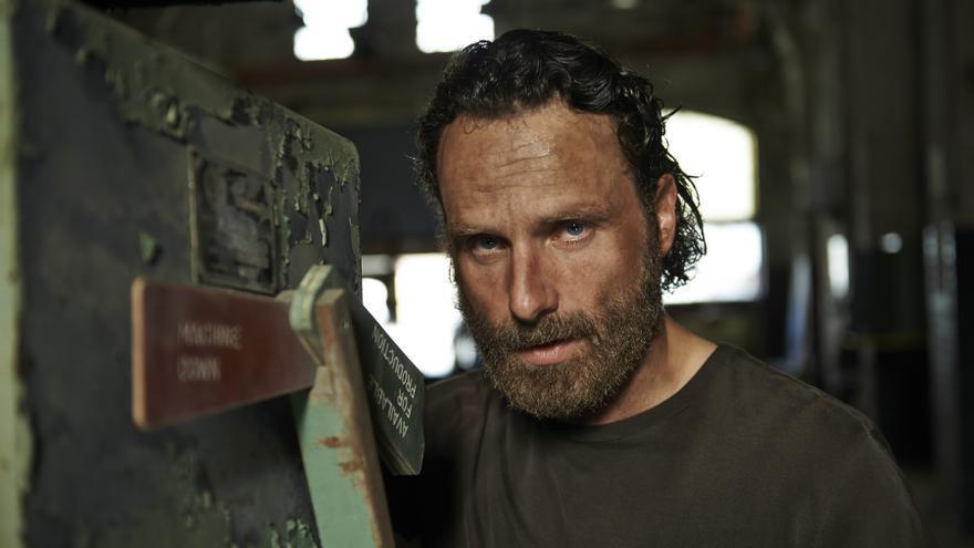 En la quinta temporada de 'The Walking Dead' (13 de octubre, Fox) los zombis tampoco serán la mayor amenaza