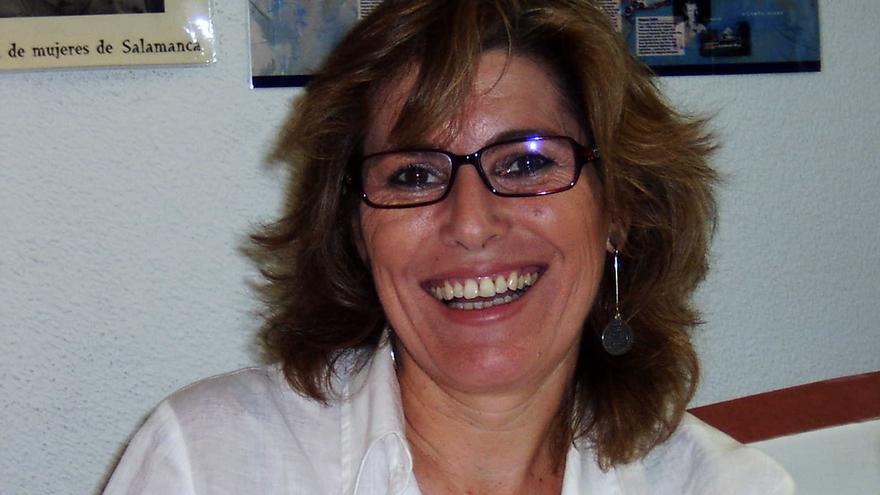 Rafaela Pastor preside desde hace 17 años la Plataforma Andaluza de Apoyo al Lobby Europeo de Mujeres.