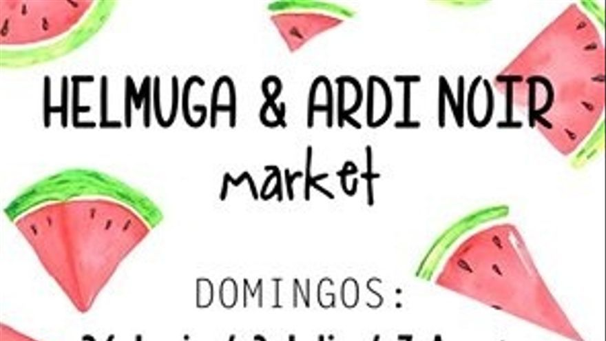 Oxfam Intermón participa el domingo en el mercado Helmuga & Ardi Noir Market de San Sebastián