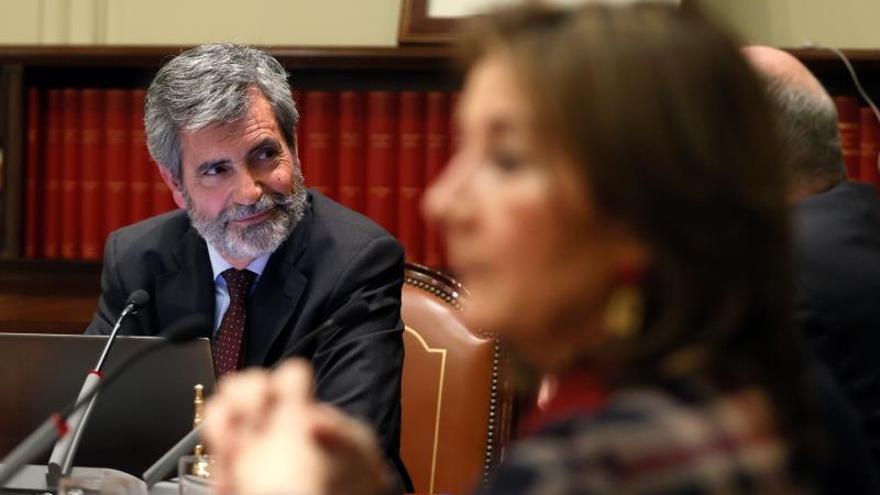 El PP ignora el reto del CGPJ y se reafirma en cambiar el modelo de elección