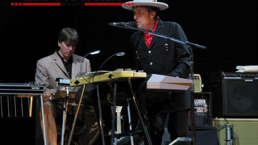 Bob Dylan en Cuenca