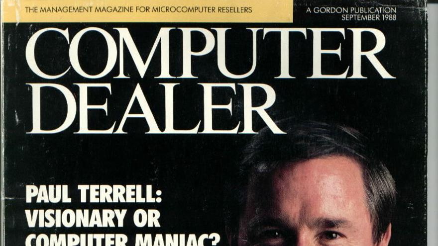 """""""Paul Terrel: ¿visionario o fanático de los ordenadores?"""""""