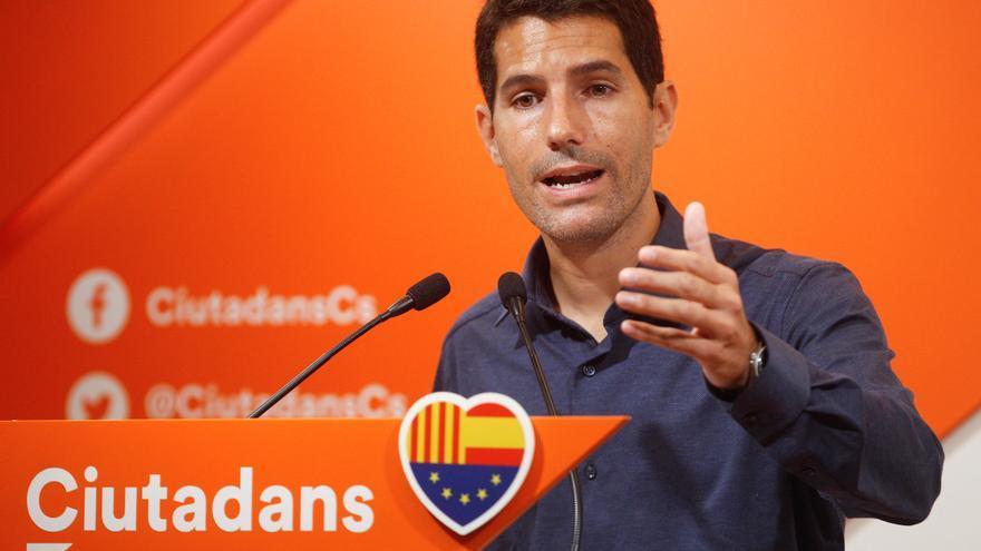 """Blanco (Cs): """"Tendremos que elegir entre el fuego y las brasas"""" en Cataluña"""