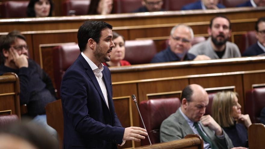 """IU dice que no es una día para """"sospechar"""" y pide a los gobiernos central y vasco no poner """"palos en las ruedas"""""""