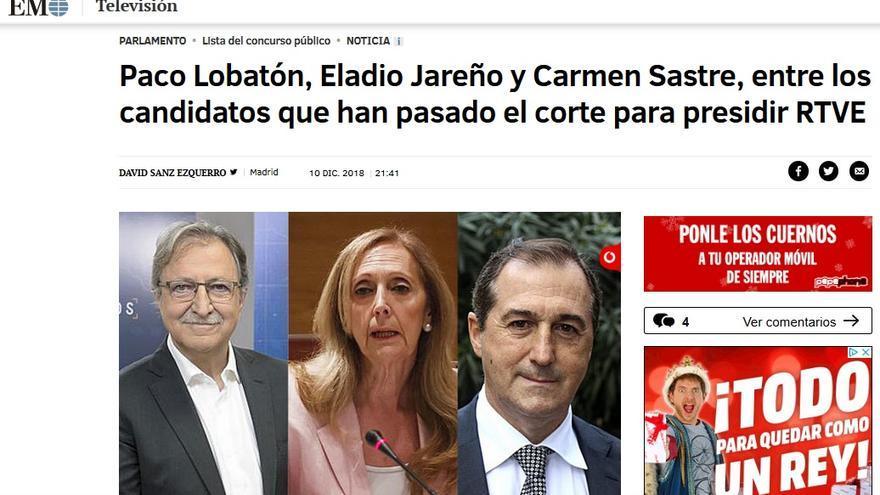 EL MUNDO EXPERTOS RTVE