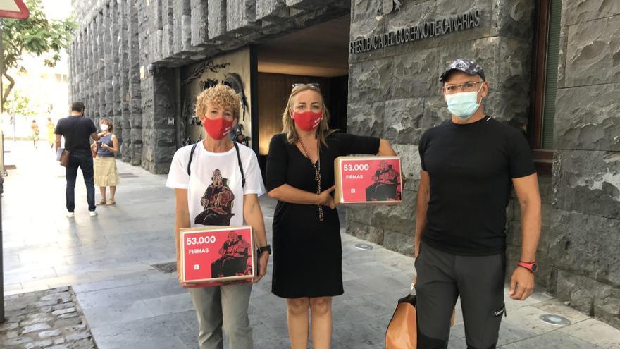 53.000 firmas reclaman al Gobierno de Canarias que defienda los derechos de los discapacitados ante la pandemia