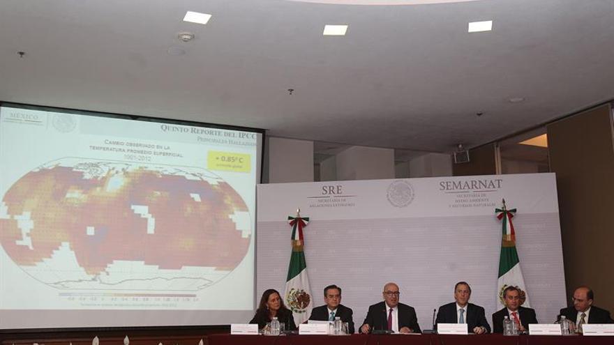 México, primer país latinoamericano que presenta una estrategia climática hasta 2050