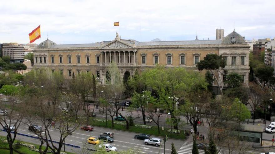 La Biblioteca Nacional acogerá en febrero una exposición sobre el turismo
