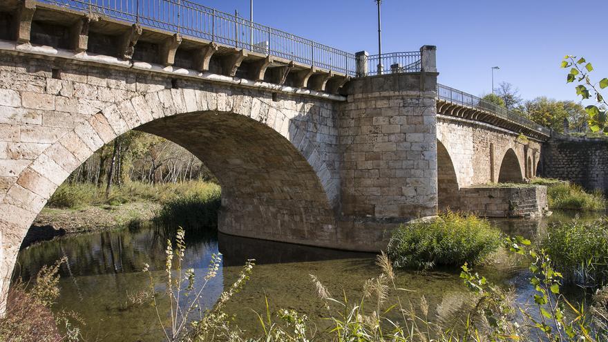 Puente árabe de Guadalajara