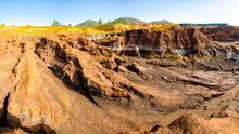 Cuenca minera de Huelva. / Antonio Romero