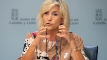 La consejera de Sanidad de Castilla y León reclama más financiación y que se tenga en cuenta la dispersión de la población