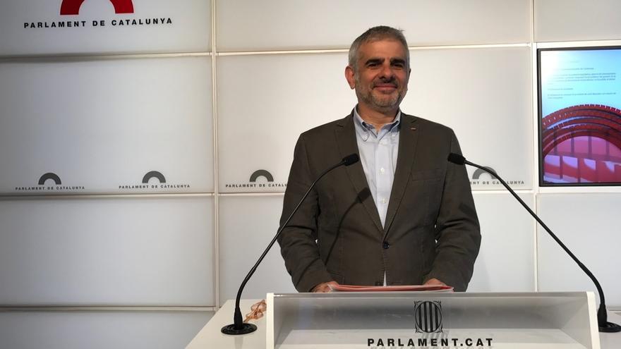 """C's llevará al Consell de Garanties los Presupuestos catalanes si ve partidas """"inconstitucionales"""""""