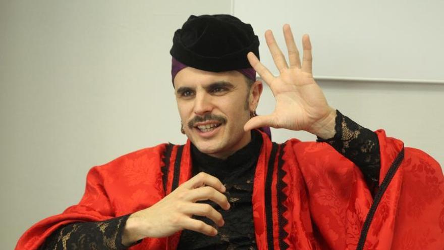 """Rodrigo Cuevas: """"Lo único transgresor en mí es la reivindicación del campo"""""""