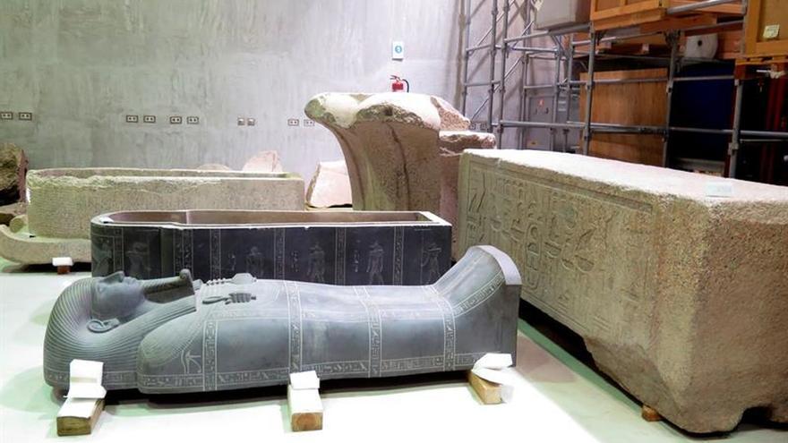 eaec9d0f5 El Gran Museo Egipcio ya está completado en un 88%