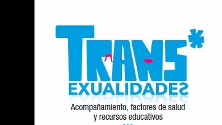 Portada del libro Trans*exualidades de Lucas Platero.