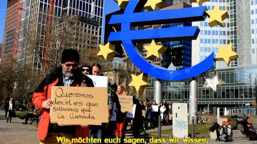 Video Alemania al 15 M