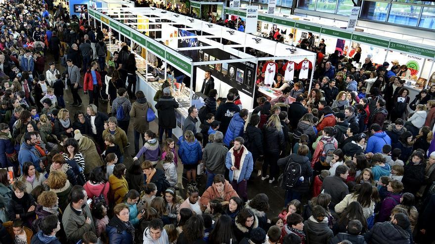 Abierto el plazo para alquilar un stand en la 53 edición de Durangoko Azoka