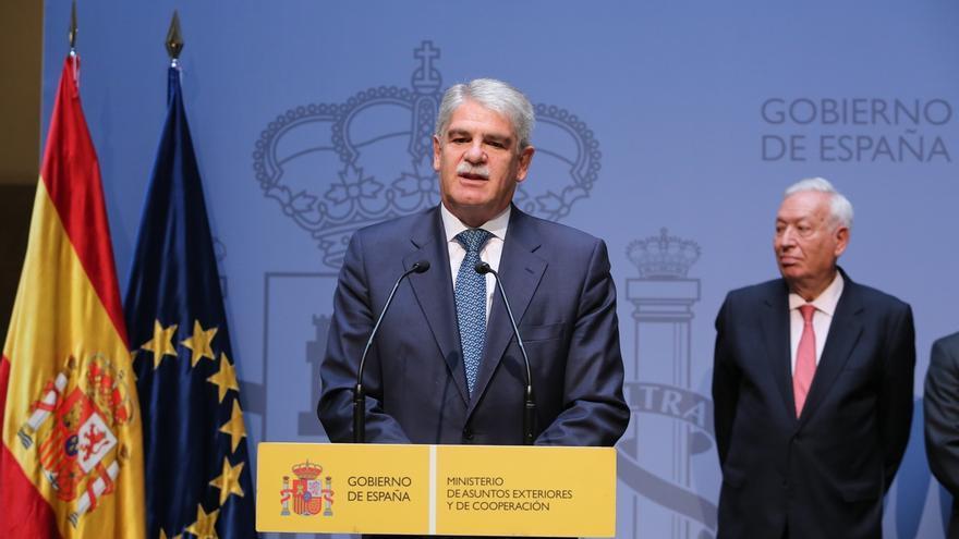 """Margallo pone deberes a su sucesor en Gibraltar: """"Hay que aprovechar la oportunidad del 'Brexit'"""""""