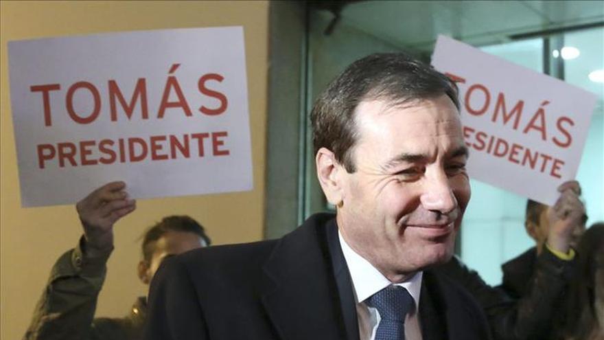 Tomás Gómez confía que Simancas elabore una lista mejor que la del 'tamayazo'