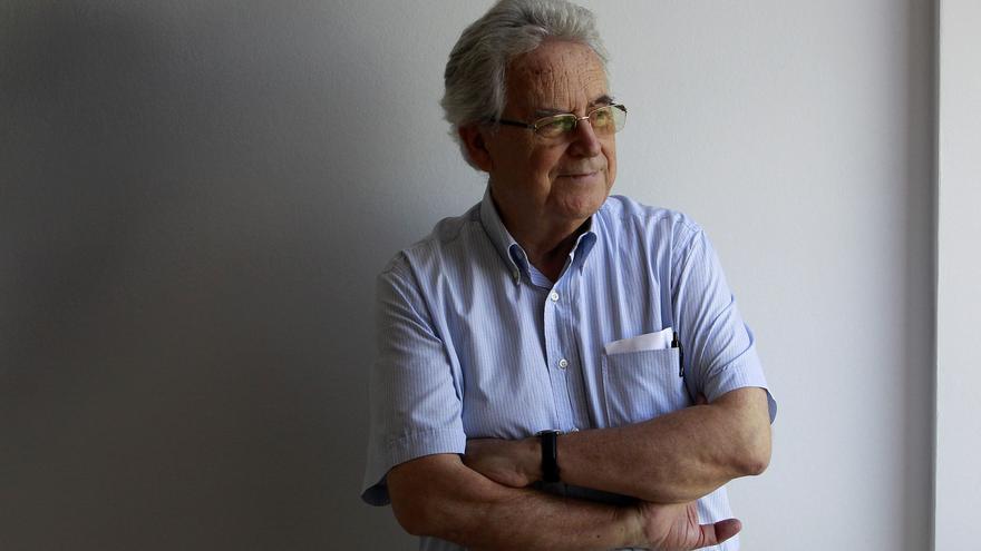 El historiador Santos Juliá. / Marta Jara