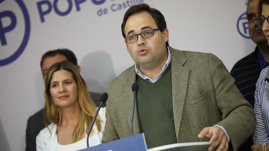 """Núñez destaca que PP ha recuperado 22.000 votos en C-LM y que Cs ha pasado """"a la irrelevancia"""" en la región"""