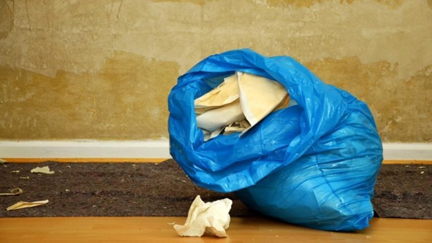 ¿Hay alternativas ecológicas a las bolsas de basura?