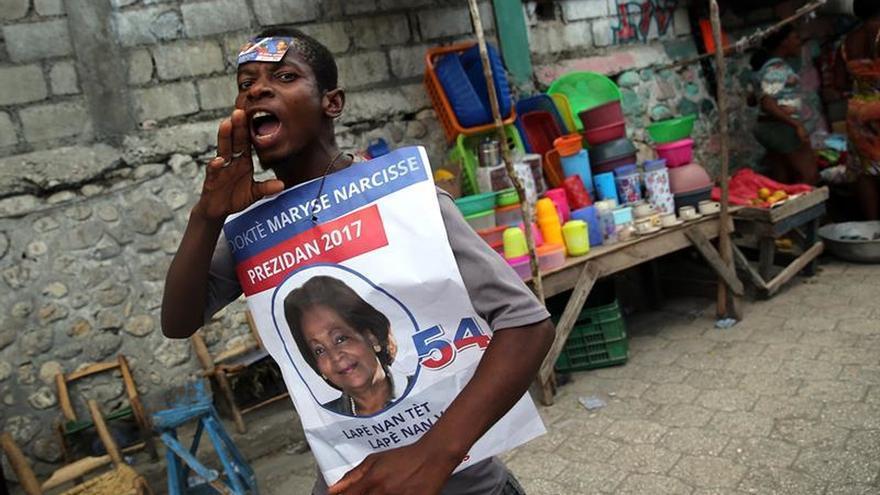 El Core Group saluda la publicación de los resultados electorales en Haití