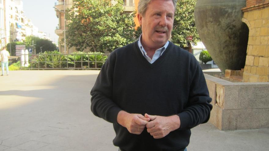 """García Anguita (PP) da su aval a Moreno por entender que lo mejor para el partido es """"un candidato sin tutelas"""""""