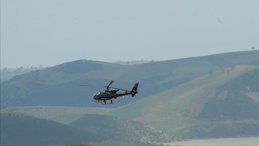 Las operaciones para rescatar a los 3 españoles continúan en el sur de Marruecos