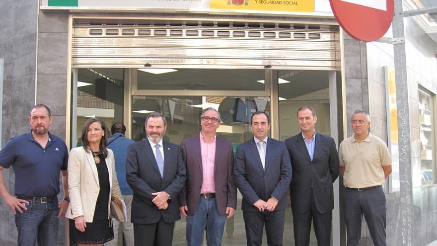 La Junta invierte más de 176.500 euros en la nueva sede de la oficina del SAE de Bailén