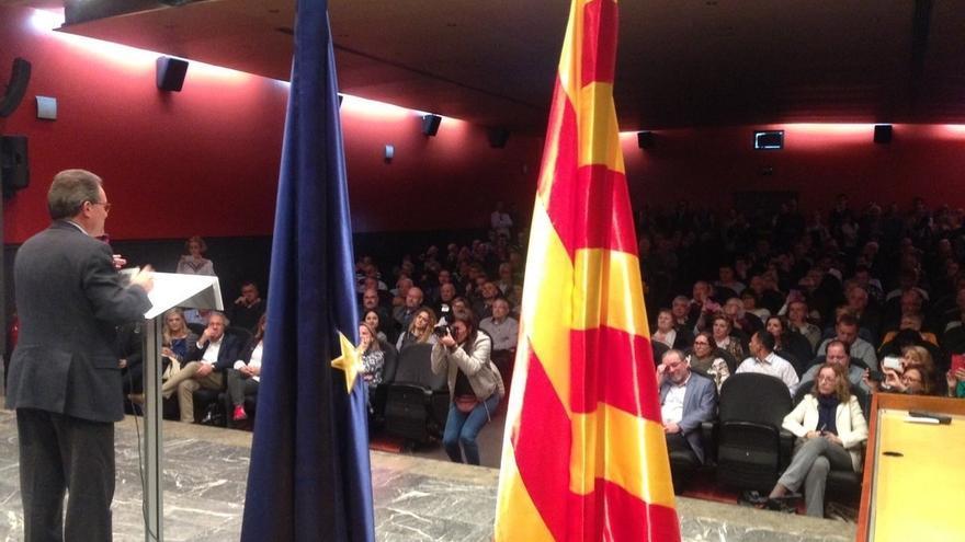 Mas atribuye el aumento presupuestario de la Generalitat al exconseller Mas-Colell