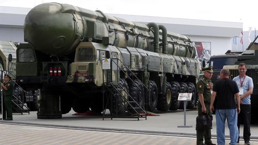 La radiación aumentó entre 4 y 16 veces tras la explosión en el ensayo de un misil ruso