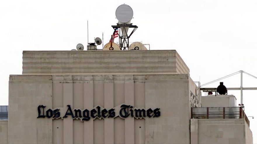 Disney rectifica y acaba con el veto al diario Los Angeles Times