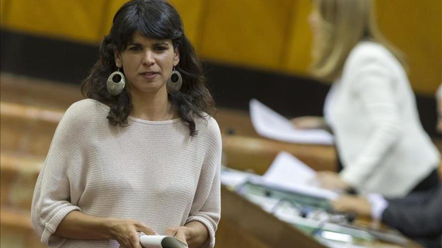 Podemos pide publicar las cuentas bancarias de la Junta de Andalucía