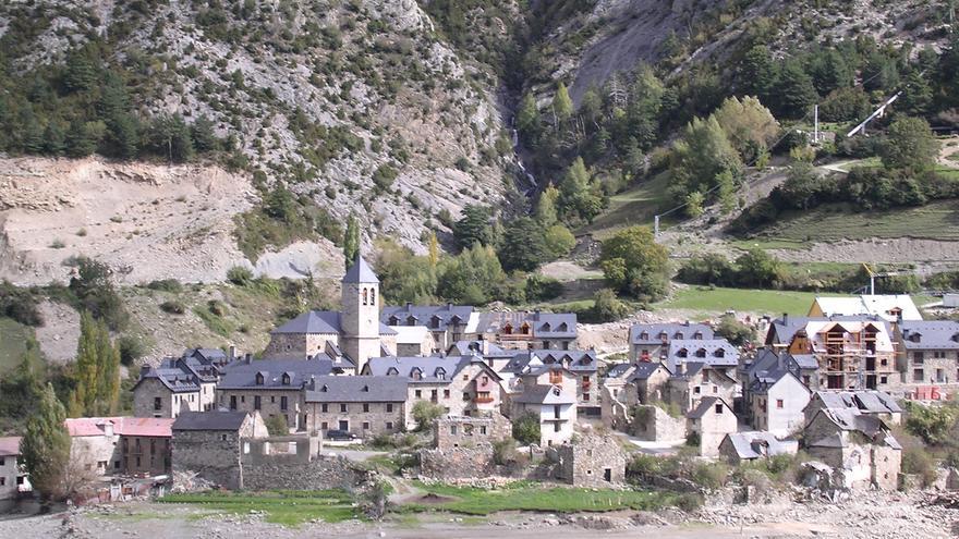Lanuza, Sallent de Gállego (Huesca)