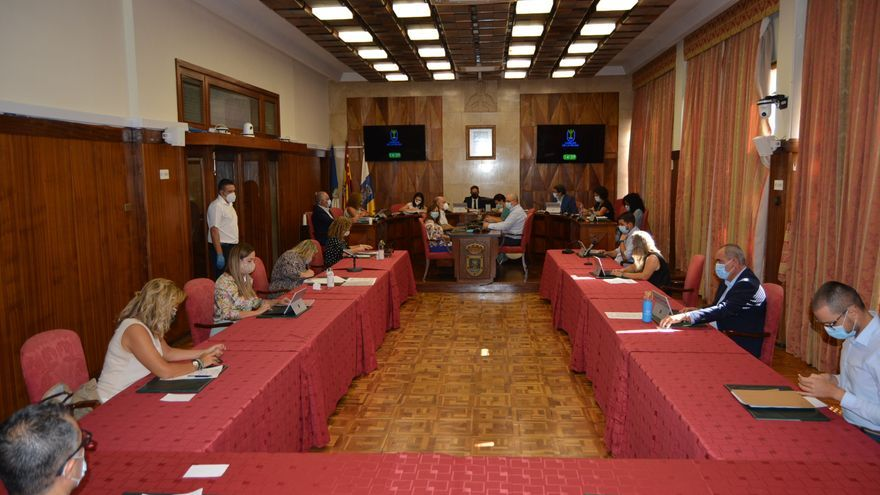 El Cabildo de La Palma comienza a retransmitir en directo los plenos por 'streaming'  con un sistema de 'vídeo acta'
