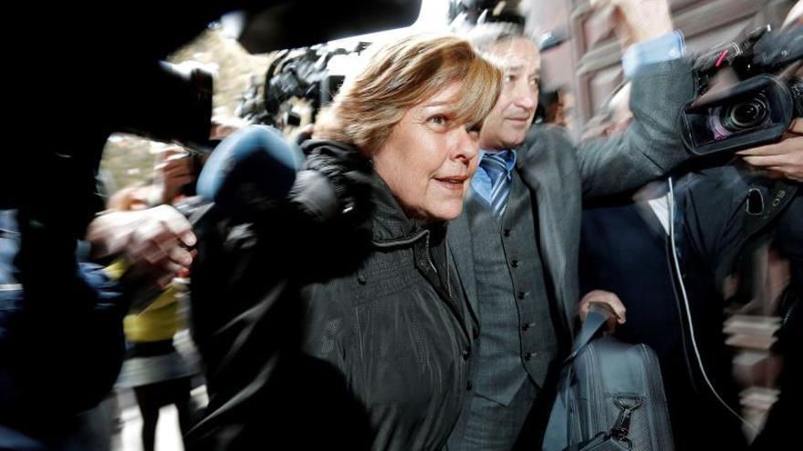 Milagrosa Martínez recurrirá en amparo ante el Tribunal Constitucional