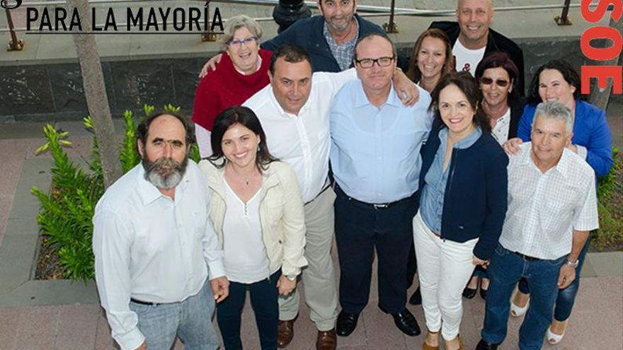 PSOE Alajeró