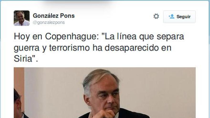 Pons Siria. / Perlas